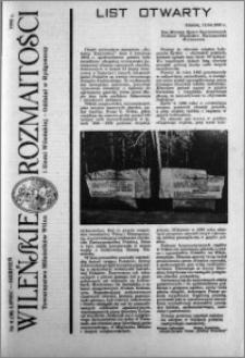 Wileńskie Rozmaitości 1995 nr 4 (30) lipiec-sierpień