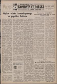 Polska Walcząca - Kombatant Polski na Obczyźnie 1952.02.03, R. 4 nr 5 (118)