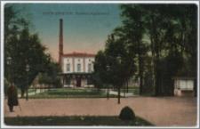 Inowrocław. Zakład kąpielowy