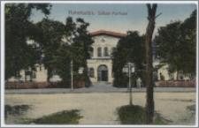 Hohensalza. Solbad - Kurhaus