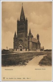 Hohensalza. Katholische Kirche