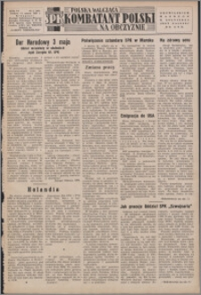 Polska Walcząca - Kombatant Polski na Obczyźnie 1954.03.14, R. 6 nr 6 (207)