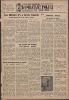 Polska Walcząca - Kombatant Polski na Obczyźnie 1954.05.23, R. 6 nr 11 (211)