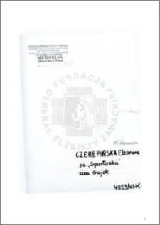 Czerepińska Eleonora