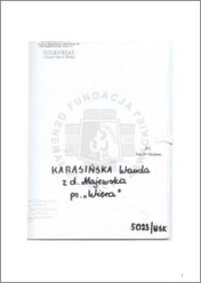 Karasińska Wanda