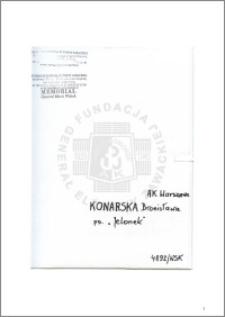 Konarska Bronisława
