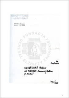 Olszewska Halina vel Mandat-Grancey