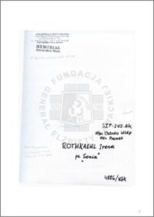 Rothkaehl Irena