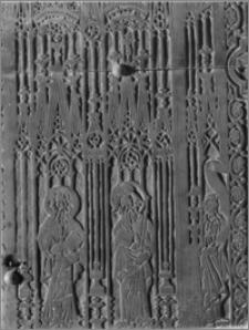 Gniezno. Bazylika Prymasowska Sanktuarium św. Wojciecha [wnętrze]