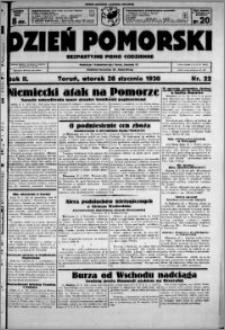 Dzień Pomorski, 1930.01.28, R. 2 nr 22