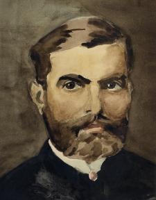 Ojciec Wiktora - Józef Dębicki - zm.w r. 1925