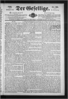 Der Gesellige : Graudenzer Zeitung 1890.07.23, Jg. 65, No. 169
