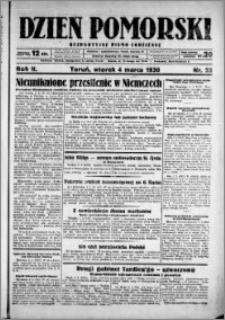 Dzień Pomorski, 1930.03.04, R. 2 nr 52