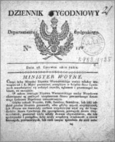 Dziennik Tygodniowy Departamentu Bydgoskiego 1812.06.16 nr 11