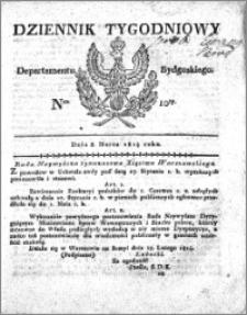 Dziennik Tygodniowy Departamentu Bydgoskiego 1814.03.08 nr 10