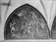 Pelplin. Bazylika katedralna Wniebowzięcia NMP. Krużganek wschodni (?) Obraz