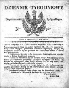 Dziennik Tygodniowy Departamentu Bydgoskiego 1814.09.06 nr 36