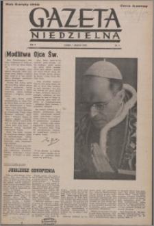 Gazeta Niedzielna 1950.01.01, R. 2 nr 1