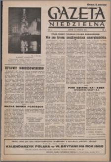 Gazeta Niedzielna 1950.01.22, R. 2 nr 4