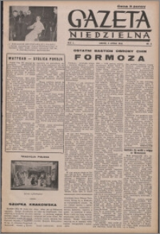Gazeta Niedzielna 1950.02.05, R. 2 nr 6