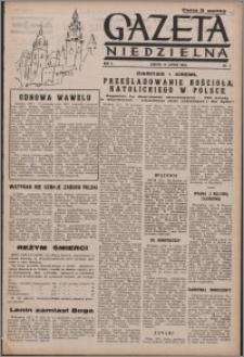 Gazeta Niedzielna 1950.02.12, R. 2 nr 7
