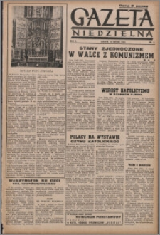 Gazeta Niedzielna 1950.02.19, R. 2 nr 8