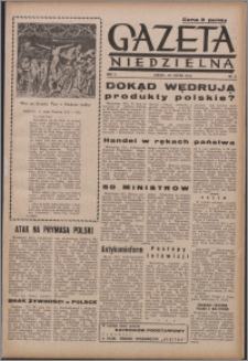 Gazeta Niedzielna 1950.02.26, R. 2 nr 9