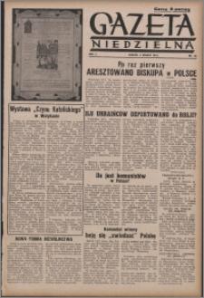 Gazeta Niedzielna 1950.03.05, R. 2 nr 10