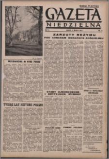 Gazeta Niedzielna 1950.03.12, R. 2 nr 11