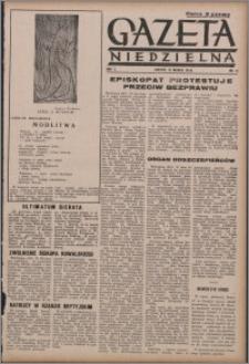 Gazeta Niedzielna 1950.03.19, R. 2 nr 12