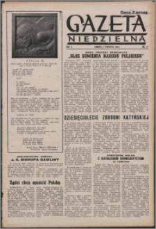 Gazeta Niedzielna 1950.04.02, R. 2 nr 14