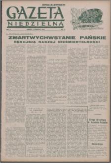 Gazeta Niedzielna 1950.04.09, R. 2 nr 15