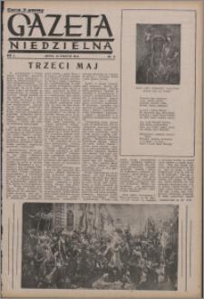 Gazeta Niedzielna 1950.04.30, R. 2 nr 18