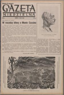 Gazeta Niedzielna 1950.05.14, R. 2 nr 20