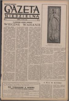 Gazeta Niedzielna 1950.05.28, R. 2 nr 22