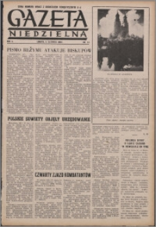 Gazeta Niedzielna 1950.06.11, R. 2 nr 24