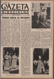 Gazeta Niedzielna 1950.07.02, R. 2 nr 27