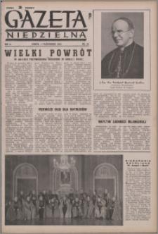 Gazeta Niedzielna 1950.10.01, R. 2 nr 40