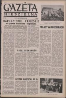 Gazeta Niedzielna 1950.10.15, R. 2 nr 42