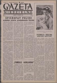 Gazeta Niedzielna 1950.11.12, R. 2 nr 46