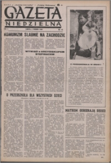 Gazeta Niedzielna 1950.12.03, R. 2 nr 49