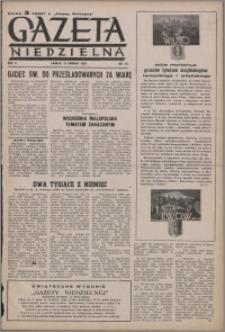 Gazeta Niedzielna 1950.12.10, R. 2 nr 50