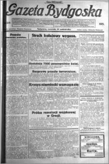 Gazeta Bydgoska 1923.10.25 R.2 nr 245