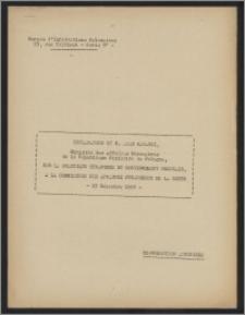 Bulletin du Bureau d'Informations Polonaises : bulletin hebdomadaire 1957, An. 12- dod. (10)