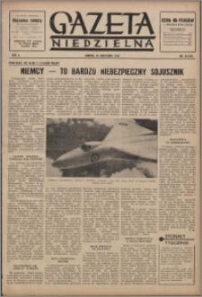 Gazeta Niedzielna 1952.09.28, R. 5 nr 39 (179)