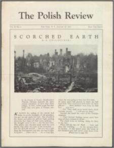 Polish Review / The Polish Information Center 1942, Vol. 2 no. 4