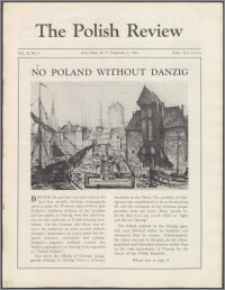 Polish Review / The Polish Information Center 1942, Vol. 2 no. 5