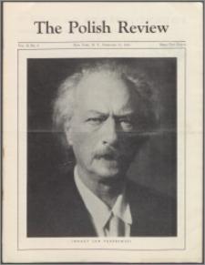 Polish Review / The Polish Information Center 1942, Vol. 2 no. 8