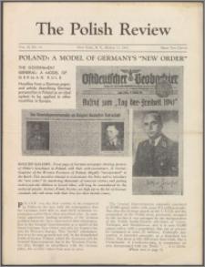 Polish Review / The Polish Information Center 1942, Vol. 2 no. 12