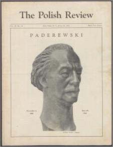 Polish Review / The Polish Information Center 1942, Vol. 2 no. 24